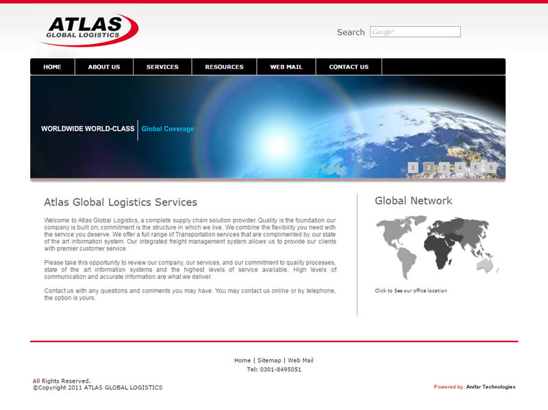 Atlas Global Logistics