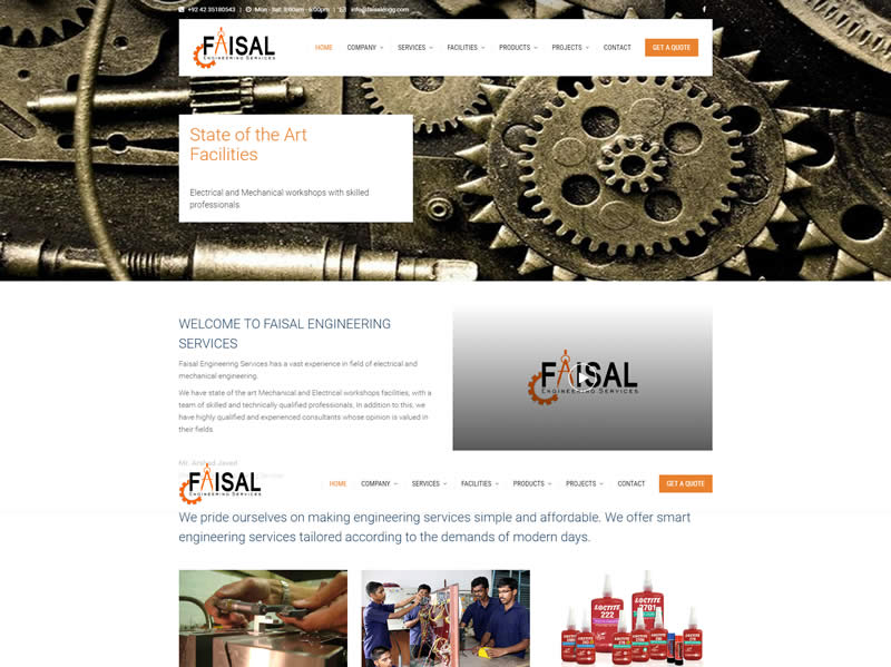 Faisal Engineering