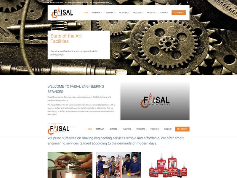 Faisal Engineering