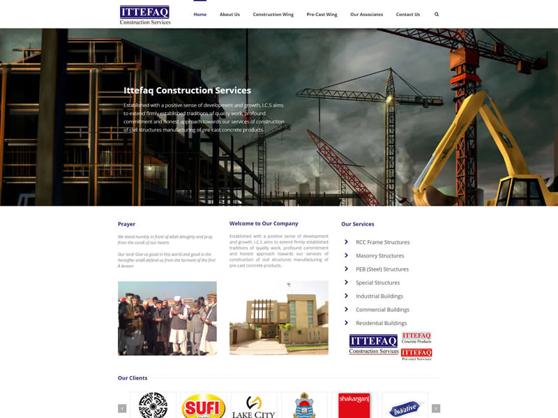 Ittefaq Construction Services