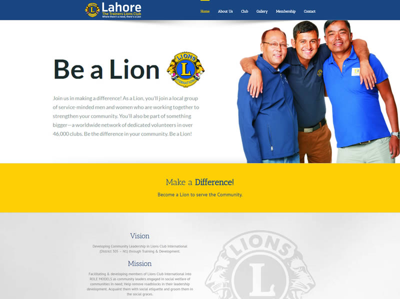 The Trainers Lions Club
