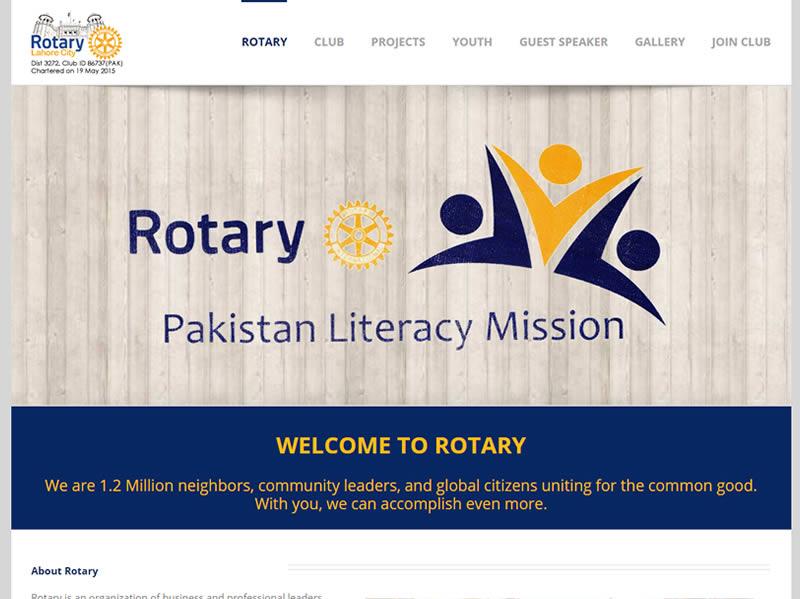 Rotary Lahore City